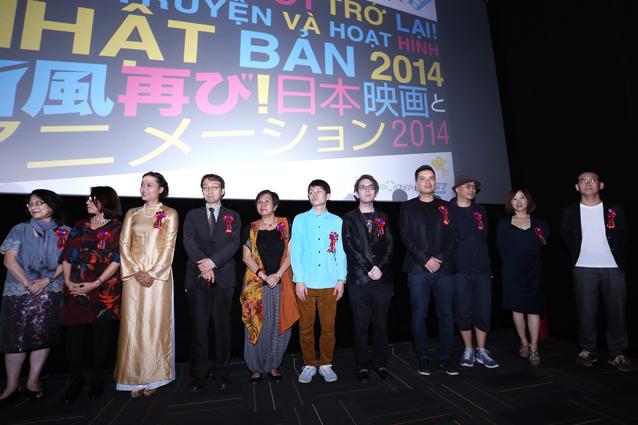 平成26年度アジアにおける日本映画特集上映事業終了報告
